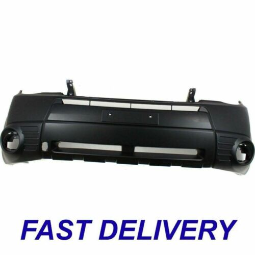 New Front Primed Bumper Cover Fits 2009-2013 Subaru Forester SU1000162