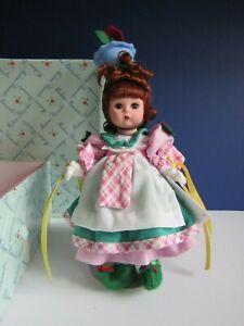 Madame-Alexander-Doll-OZ-FLOWER-MUNCHKIN-Wizard-of-Oz-27035-2000-New-w-Box-Tag