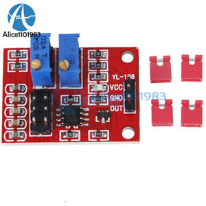 NE555-Pulse-Module-LM358-Duty-Cycle-Frequency-Adjustable-Module-Square-Wave