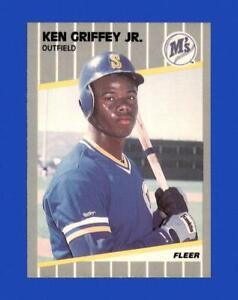1989-Fleer-Set-Break-548-Ken-Griffey-Jr-NR-MINT-GMCARDS