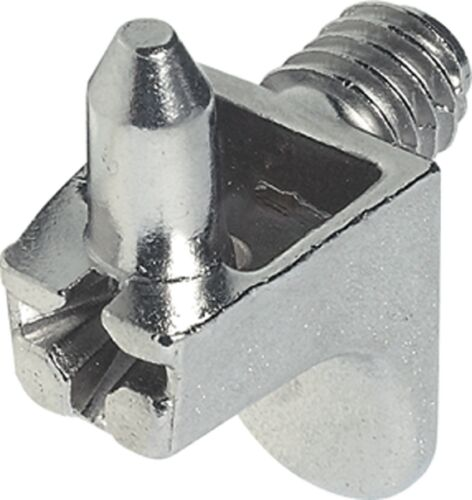 Shelf Support Plug in for Ø 5mm Hole 125kg Load Carrying Capacity