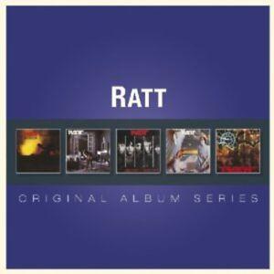 Ratt - Original Album Series [New CD] Germany - Import