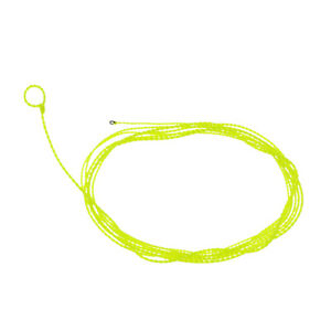 4ft Tapered Braided Fly Line Saltwater//Freshwater Furled Fly Fishing Leader