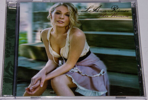 1 of 1 - LeAnn Rimes - This Woman (CD, 2005, Curb) LIKE NEW