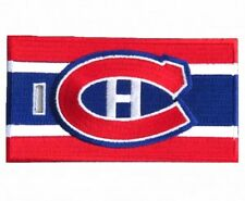 Montreal Canadiens Embroidered Luggage Tag (NEVER BREAKS!)