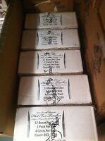 2011 Benchwarmer Hot For Teacher Sealed Case (12 Box): 48x Auto/hair/kiss/swatch