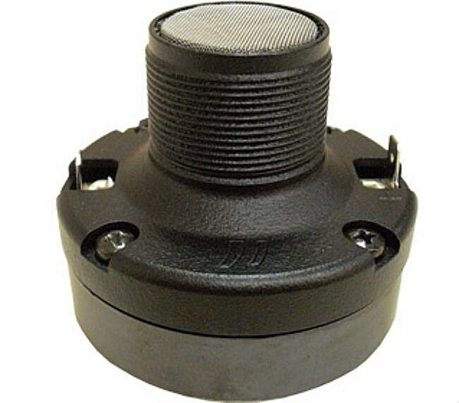 Beyma CD1S  1  Screw On Compression Driver  60W 8 Ohm 106 dB 2000-20000 Hz