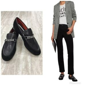 5bf9d854aa NIB Rag & Bone Cooper Black Suede Slip On Loafer Shoes Sz. EUR 40 US ...