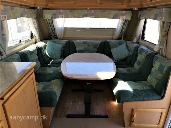 Kabe 2002 - Kabe Ametist XL KS, 2002, kg egenvægt 1250