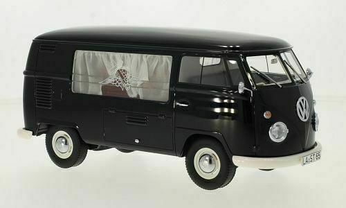 1 18 Premium ClassiXXs pcl30085 1960 VW t1 carrello funebri