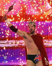 """Wade Barrett De Wwe Foto 8 x 10 """"Oficial Wrestling Promo Rey Barrett caminar"""