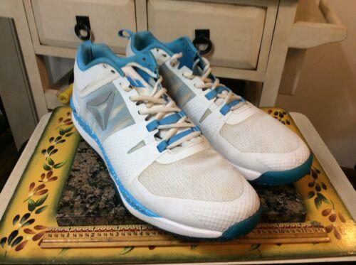 White Reebok JJ Watt 1 Shoes Size 11