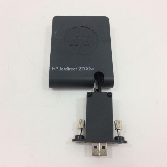 Hp Jetdirect 2700w Usb Wireless Print Server