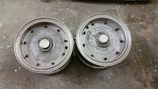 Cleveland 10 Inch Wheels with Brakes