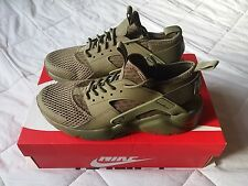 f0b08b26f0ee item 4 Nike Air Huarache Run Ultra BR Breathe Medium Olive Green UK 7.5 US  8.5 EUR 42 -Nike Air Huarache Run Ultra BR Breathe Medium Olive Green UK  7.5 US ...