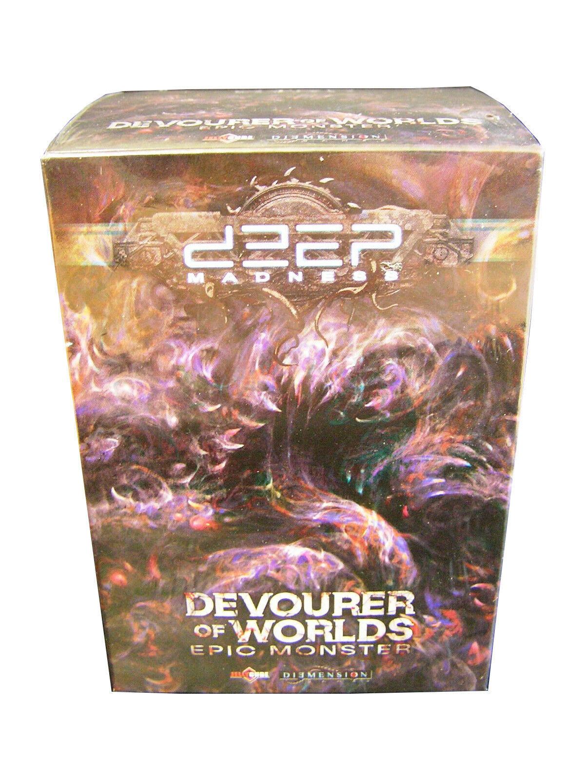 Deep Madness - Kickstarter Investigator Pledge + Devourer of of of Worlds 314187