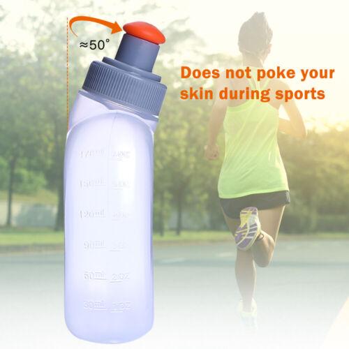 AONIJIE 2 PCS Hydration Waist Bottle Running Belt Bottle BPA Free Sports G8C3