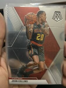 2019-20 Panini Mosaic Atlanta Hawks (13x) Card Lot Trae Young