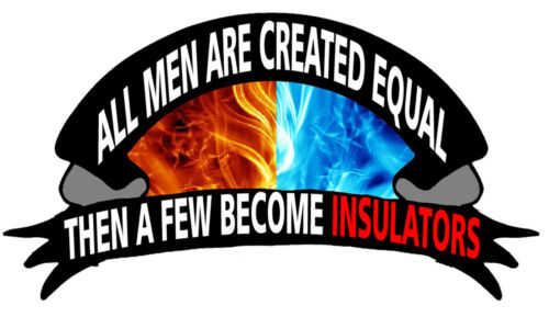CI-17 All men are created equal a few become insulators
