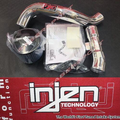 Injen SP Polish Cold Air Intake Kit for 2017-2019 Nissan Sentra SR 1.6L Turbo
