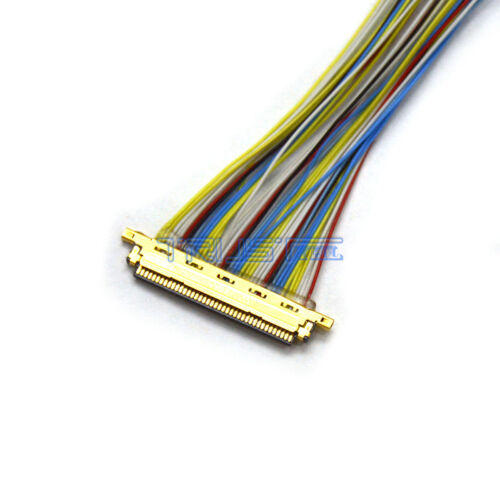 I-PEX 20525 40Pin LVDS EDP Signal Cable DIY 0.4mm Pitch with 30P Connector Port