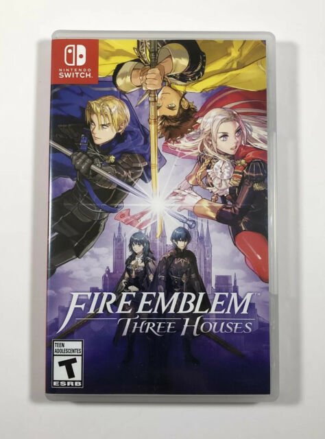 Fire Emblem: Three Houses  (Nintendo Switch, 2019) Fast Free Shipping