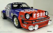 OTTO SCALA 1/18 PORSCHE 911 SC gr.4 TOUR DE CORSE 1980 in resina Cast Modello Auto