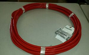 10 FT ) Helistrand M22759/16-1 Red Cable Wire (1 Awg) 817 Strand ...