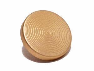 High Quality Shutter Button Soft Release Metal Flat Gold