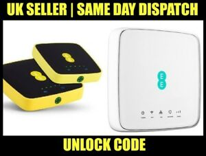 Details about Unlock Code for EE 4GEE Router HH70VB 4GEE WiFi / Mini EE70 &  EE120-2AE8GB3