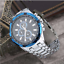 Curren-8023-6-Silver-Blue-Black-Stainless-Steel-Watch thumbnail 3