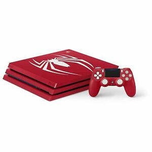 Sony PlayStation 4 Pro 1TB Marvel's Spider Man Console