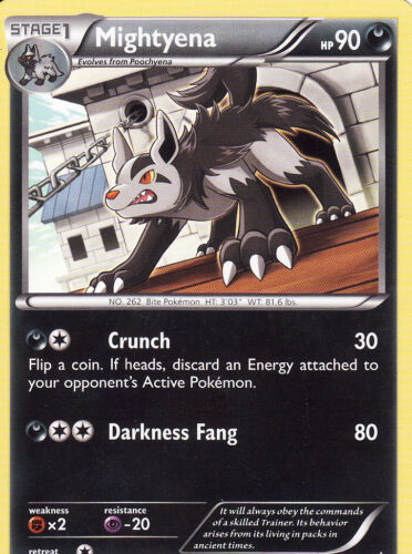 Pokemon XY Phantom Forces Trading Cards Pick From List 1 to 57
