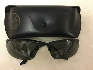 Ray-ban Top Bar 3183 Grey Gradient 63-15 With Case | eBay