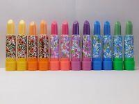 12 Princessa Mood Lipstick W/aloe Long Lasting Magic Lipstick Color Pink 24 Hour