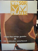 Winsor Pilates Step-by-step Guide & 20 Minute Workout Sealed Dvd