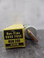 Bussmann Non-200 Amp Fuse One-time Fuse 250 Volts