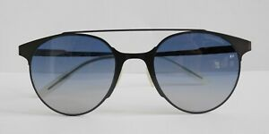 Carrera-mens-round-sunglasses-metal-frame-graduated-grey-lenses-with-case