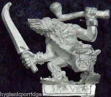 1998 Skaven Slave Drummer Chaos Ratmen Command Citadel Warhammer Army Musician