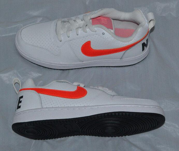 Nike Women's Court Borough Low Basketball Shoes size 7 style 844905-100