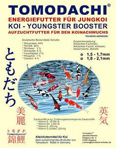 Koi nourriture, élever de la nourriture Koi, nourriture jeune coir, énergie de croissance aliment Tosai 10kg