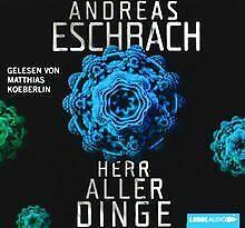 Herr-aller-Dinge-von-Eschbach-Andreas-Buch-Zustand-gut