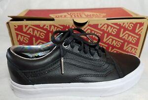Vans Old Skool Leather Hologram Black