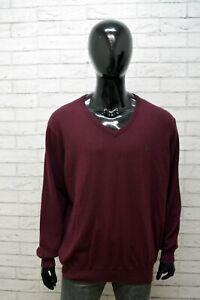 Felpa-Uomo-Ralph-Lauren-Taglia-3XL-Maglione-Sweater-Cardigan-Lana-Pullover-Man