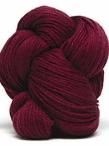 superwash merino yarn Apple Blossom Louet :GEMS Fingering #1092: