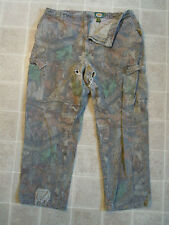 CABELA'S Camo PANTS Mens 42 FLEECE Cold Weather Camouflage Hunter Thick Hunter