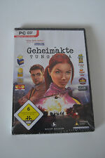 DVD-ROM atti segreti Tunguska PC gioco 2006