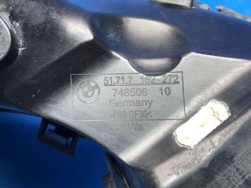 07 08 09 10 11 BMW E90 E91 335I N54 ENGINE OIL COOLER RADIATOR AIR DUCT 7162272