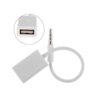 Un-cable-Jack-3-5mm-Stereo-Audio-Prise-Male-Vers-USB-2-0-Femelle-Adaptateur
