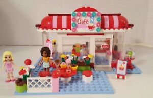 Lego 3061 Lego Friends Park Café 3061 100 Complete Ebay